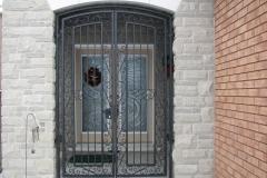 Metal Fences in Vaughan