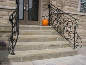 Iron Stair Railings Toronto