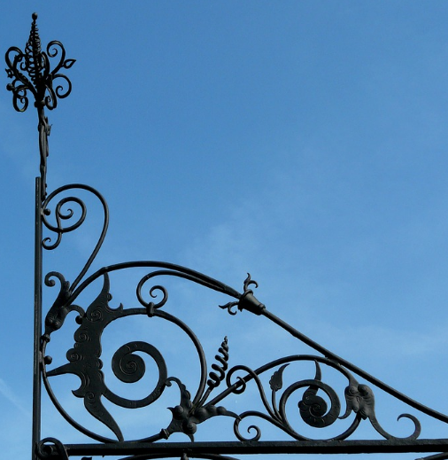 iron-railings