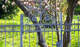 Is a Wrought Iron Fence More Expensive Than Wood?